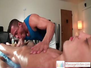 brice gets great gay massage