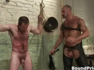 unmerciful gay boys into extreme gay bdsm part5