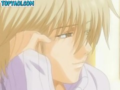 naughty gay anime boy takes taken from behind
