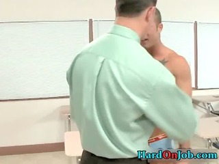 unmerciful gay fuck video at the office gay porn