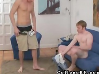 red-haired school guy drilled part2