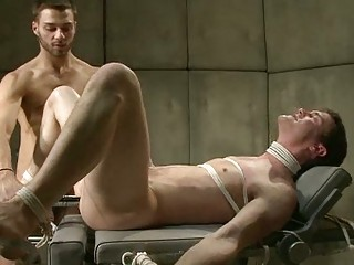 sinful fresh gay had  his ball tortured